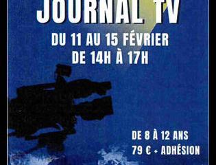 stage journal TV - Maison de l'Enfant et des Découvertes à Evreux
